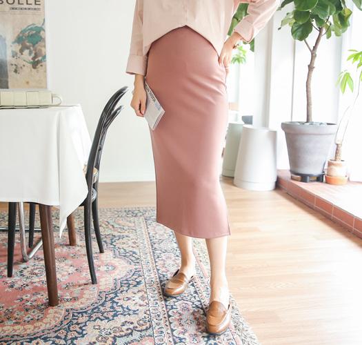 マタニティ 韓国 通販 おしゃれ かわいい 可愛い SOIM ソイム 授乳服 タイトスカート