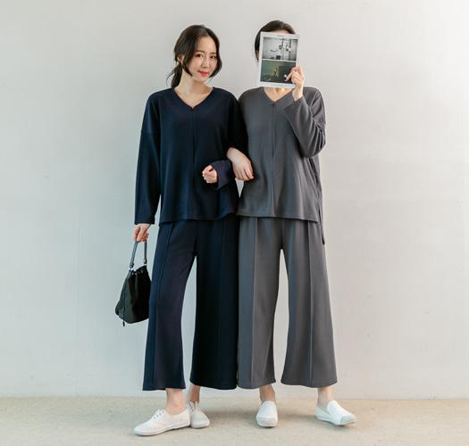 マタニティ 韓国 通販 おしゃれ かわいい 可愛い SOIM ソイム 授乳服 パジャマ 入院用